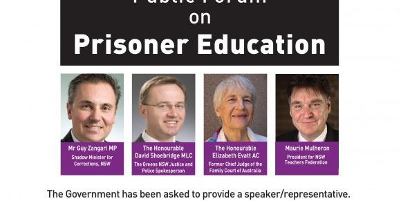 Prisoner Education Forum 2016