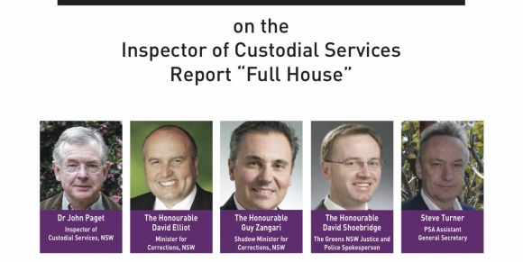 Overcrowding Inspector's Forum 2015